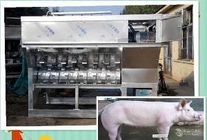 猪屠宰生产流水线 全自动生产线 诸城众友专业放心