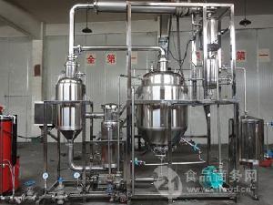 植物茶提取饮料生产线