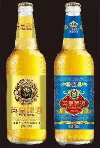 供应KTV商场英皇啤酒330ml瓶装