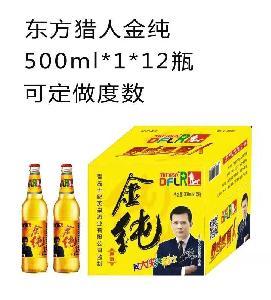 东方猎人金纯500ml*1*12瓶