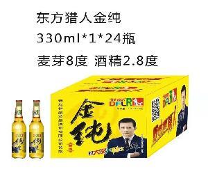 东方猎人金唇330ml*1*24瓶