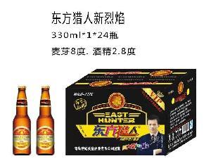 东方猎人新烈焰330ml*1*24瓶