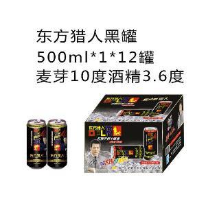 东方猎人黑罐500ml*1*12罐