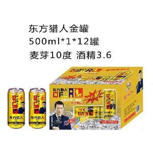 东方猎人金罐500ml*1*12罐