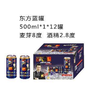 东方猎人蓝罐500ml*1*12罐