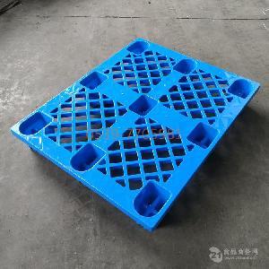 山东力豪 塑料托盘厂家 供应1008九脚网格塑料托盘