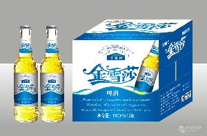 白瓶啤酒 8度 10度箱装啤酒招县级总代理
