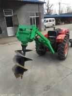 15-100  供应种植树挖坑机不怕石头电线杆钻坑机厂家