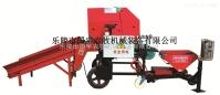 MK5050-G  玉米秸秆打捆包膜一体机